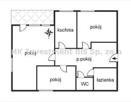 Mieszkanie na sprzedaż, Warszawa Służew, 61 m²