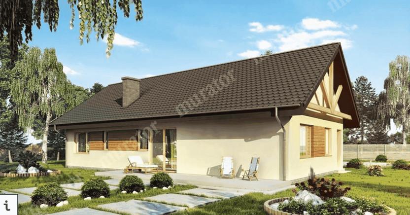 Dom na sprzedaż, Błędowo, 84 m² | Morizon.pl | 5791