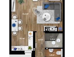 Dom w inwestycji Osiedle KONINKO, Koninko, 99 m²