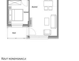Mieszkanie na sprzedaż, Gdynia Pogórze, 43 m²