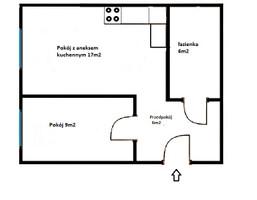 Mieszkanie na sprzedaż, Gdynia Wielki Kack, 40 m²