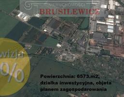 Działka na sprzedaż, Barlinek Okrętowa, 6573 m²