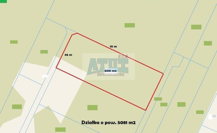 Działka na sprzedaż, Podkowa Leśna Książenicka, 5081 m² | Morizon.pl | 1225