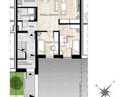 Mieszkanie na sprzedaż, Pępowo Gdańska, 61 m²