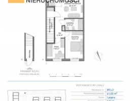 Mieszkanie na sprzedaż, Kowale, 61 m²