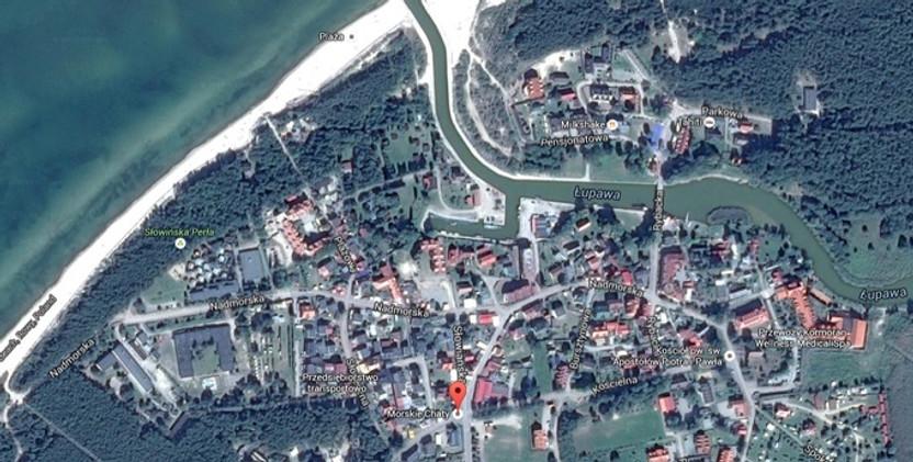 Działka na sprzedaż, Słupski (pow.), 1183 m² | Morizon.pl | 7057