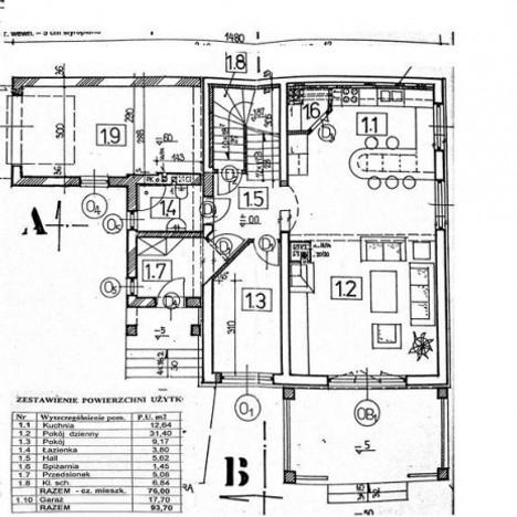 Dom na sprzedaż, Dąbrowa Górnicza Gołonóg, 157 m² | Morizon.pl | 9672