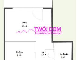 Kawalerka na sprzedaż, Warszawa Białołęka, 32 m²