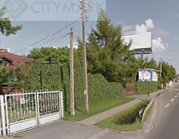 Działka na sprzedaż, Warszawa Zacisze, 500 m²