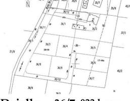 Działka na sprzedaż, Lublin Szerokie, 462 m²