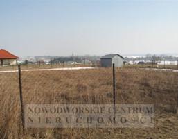 Działka na sprzedaż, Popowo-Parcele, 1100 m²