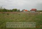 Działka na sprzedaż, Nasielsk Nasielsk, 1602 m²