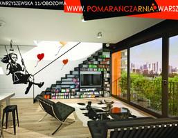 Mieszkanie w inwestycji POMARAŃCZARNIA, Warszawa, 56 m²