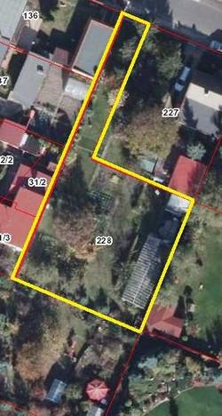 Działka na sprzedaż, Poznań Grunwald Północ, 733 m² | Morizon.pl | 0245