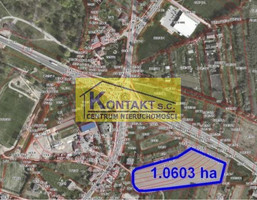 Działka na sprzedaż, Oświęcim Zatorska, 10603 m²