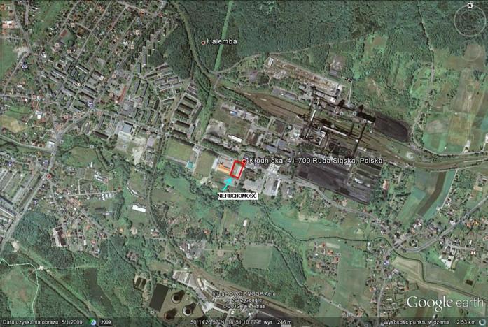 Grunt na sprzedaż, Ruda Śląska Kłodnicka, 4281 m² | Morizon.pl | 9188