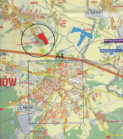 Centrum dystrybucyjne na sprzedaż, Balin, 100363 m² | Morizon.pl | 2254