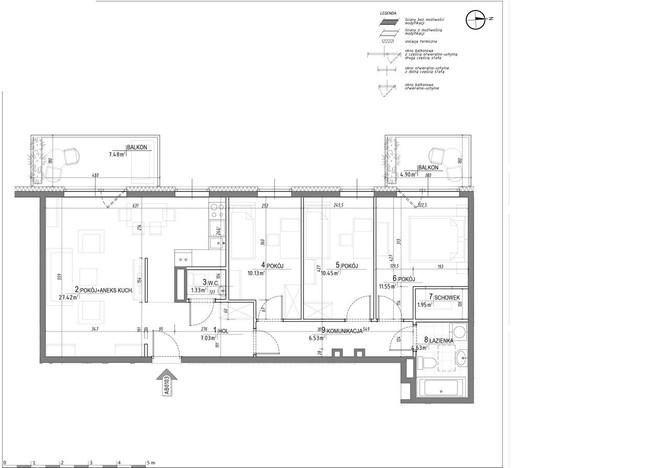 Mieszkanie na sprzedaż, Warszawa Bemowo, 81 m² | Morizon.pl | 8757