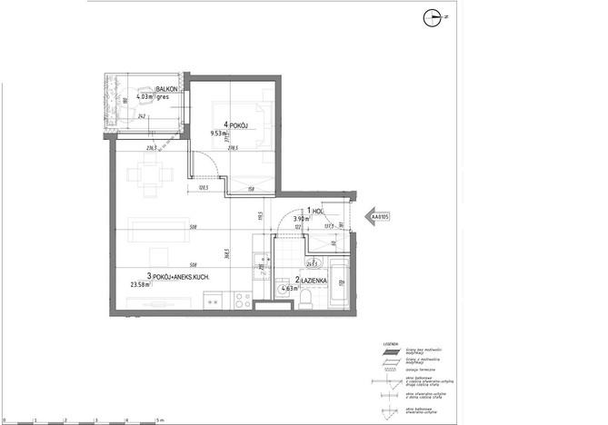 Mieszkanie na sprzedaż, Warszawa Bemowo, 41 m² | Morizon.pl | 8640
