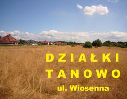 Działka na sprzedaż, Tanowo Tanowo Wiosenna, 1299 m²