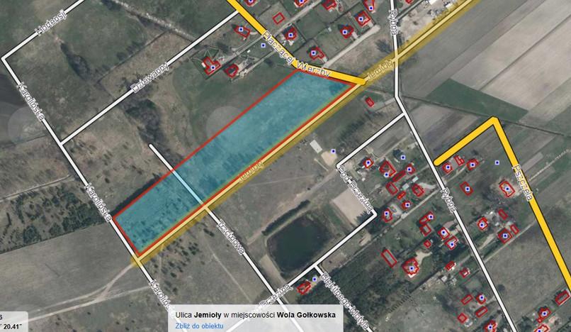 Działka na sprzedaż, Wola Gołkowska, 22200 m² | Morizon.pl | 7303