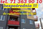 Mieszkanie na sprzedaż, Siechnice Staszica 433, 43 m²