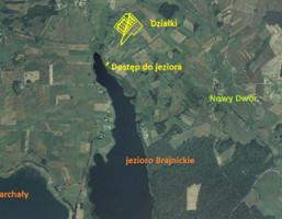 Działka na sprzedaż, Witowo jezioro Brajnickie, 1000 m²