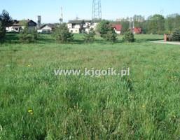 Działka na sprzedaż, Jastrzębie-Zdrój Moszczenica, 1051 m²