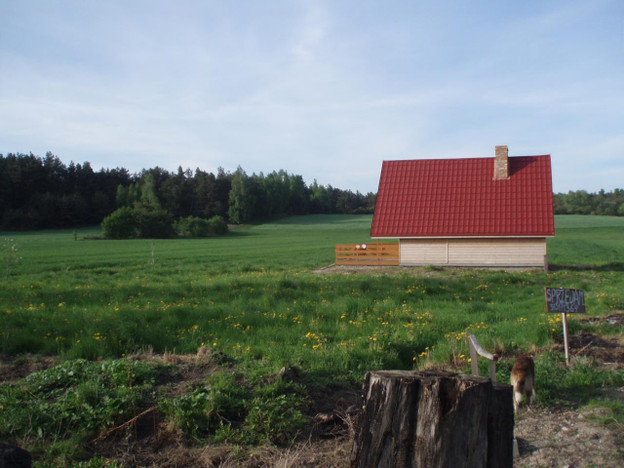 Działka na sprzedaż, Ciechanowski (pow.), 1000 m² | Morizon.pl | 2512