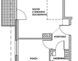 Mieszkanie na sprzedaż, Szczecin Bukowo, 59 m²