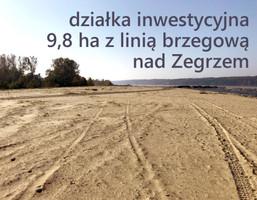 Działka na sprzedaż, Stare Załubice, 98000 m²
