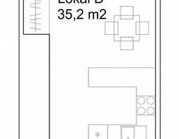 Kawalerka na sprzedaż, Sosnowiec Klimontów, 35 m²