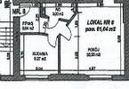 Mieszkanie na sprzedaż, Sosnowiec Pogoń, 62 m²