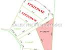 Działka na sprzedaż, Jastrzębie-Zdrój Borynia, 1382 m²