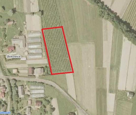 Działka na sprzedaż, Łososina Dolna, 4000 m² | Morizon.pl | 4761