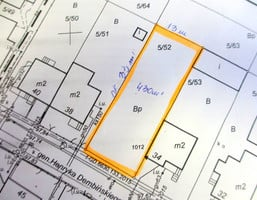 Działka na sprzedaż, Leszno, 430 m²