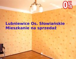 Mieszkanie na sprzedaż, Lubniewice Os. Słowiańskie, 56 m²