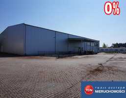 Magazyn, hala na sprzedaż, Borne Sulinowo Fryderyka Chopina, 3176 m²