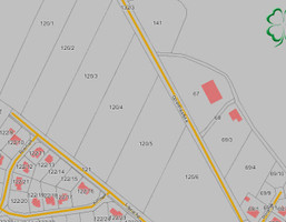 Działka na sprzedaż, Koninko Literacka, 10678 m²