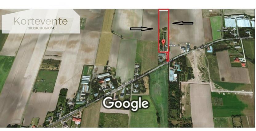 Działka na sprzedaż, Tarnowo Podgórne Rokietnicka, 20300 m²   Morizon.pl   9860