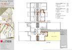 Mieszkanie w inwestycji Osada Leśna Dąbrówka, Dopiewo (gm.), 74 m²