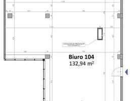 Biuro na sprzedaż, Warszawa Wierzbno, 133 m²