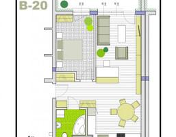 Mieszkanie w inwestycji Osiedle Kolbego, Rzeszów, 52 m²