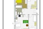 Mieszkanie w inwestycji Osiedle Kolbego, Rzeszów, 61 m²