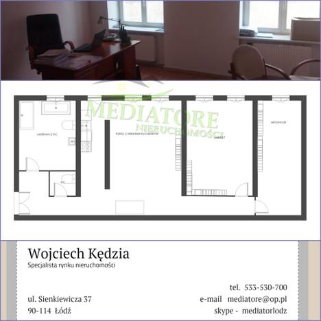 Biuro na sprzedaż, Łódź Śródmieście, 97 m² | Morizon.pl | 5471