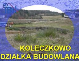 Działka na sprzedaż, Koleczkowo GWIEZDNA, 1025 m²