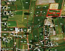 Działka na sprzedaż, Łosino, 4700 m²