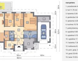 Działka na sprzedaż, Brzuze, 1500 m²