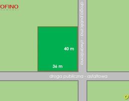 Działka na sprzedaż, Wierzchowisko, 1440 m²