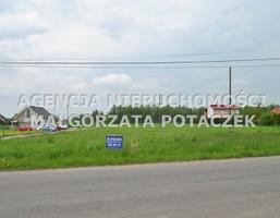 Działka na sprzedaż, Jawiszowice, 1474 m²